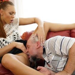 Ornella Morgan in '21Sextury' Pleasing Naughty Grandpa (Thumbnail 115)