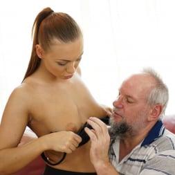 Ornella Morgan in '21Sextury' Pleasing Naughty Grandpa (Thumbnail 138)