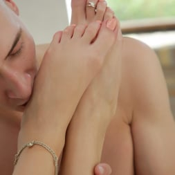 Rebecca Volpetti in '21Sextury' Practicing Foot Fetish (Thumbnail 20)