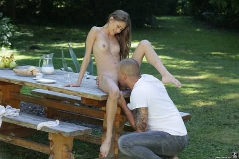 21Sextury 'Picnic With Dessert' starring Rebel Lynn (Photo 40)