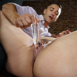 Red Mary in '21Sextury' Granny's Glass Dildo (Thumbnail 25)