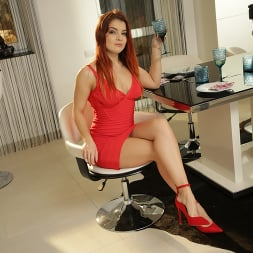 Renata Fox in '21Sextury' Redhead in Red (Thumbnail 1)