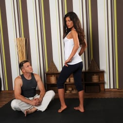 Sandy in '21Sextury' Wet Yoga Pants (Thumbnail 192)
