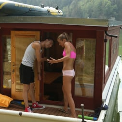 Sara Kay in '21Sextury' House Boat Full of Teens (Thumbnail 8)