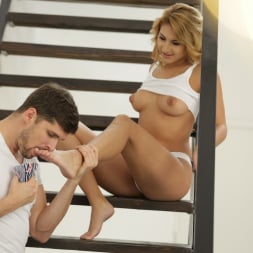 Sarah Cute in '21Sextury' Striped and Stripped (Thumbnail 42)