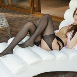 Shelley Bliss in '21Sextury' A Thing For Stockings (Thumbnail 1)
