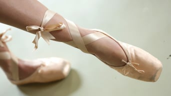 Sicilia in 'The Feet of a Ballerina'