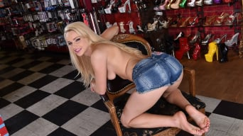 Staci Carr in 'Dressing Room Naughtiness'