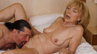 Szuzanne in 'Lusty Szuzanne's Naughty Fun'