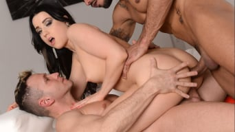 Taissia Shanti in 'Let's Share My Babe'