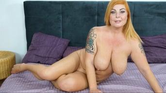 Tammy Jean in 'Granny Titty Fuck'