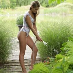 Tiffany Tatum in '21Sextury' Sweet Gardener (Thumbnail 1)