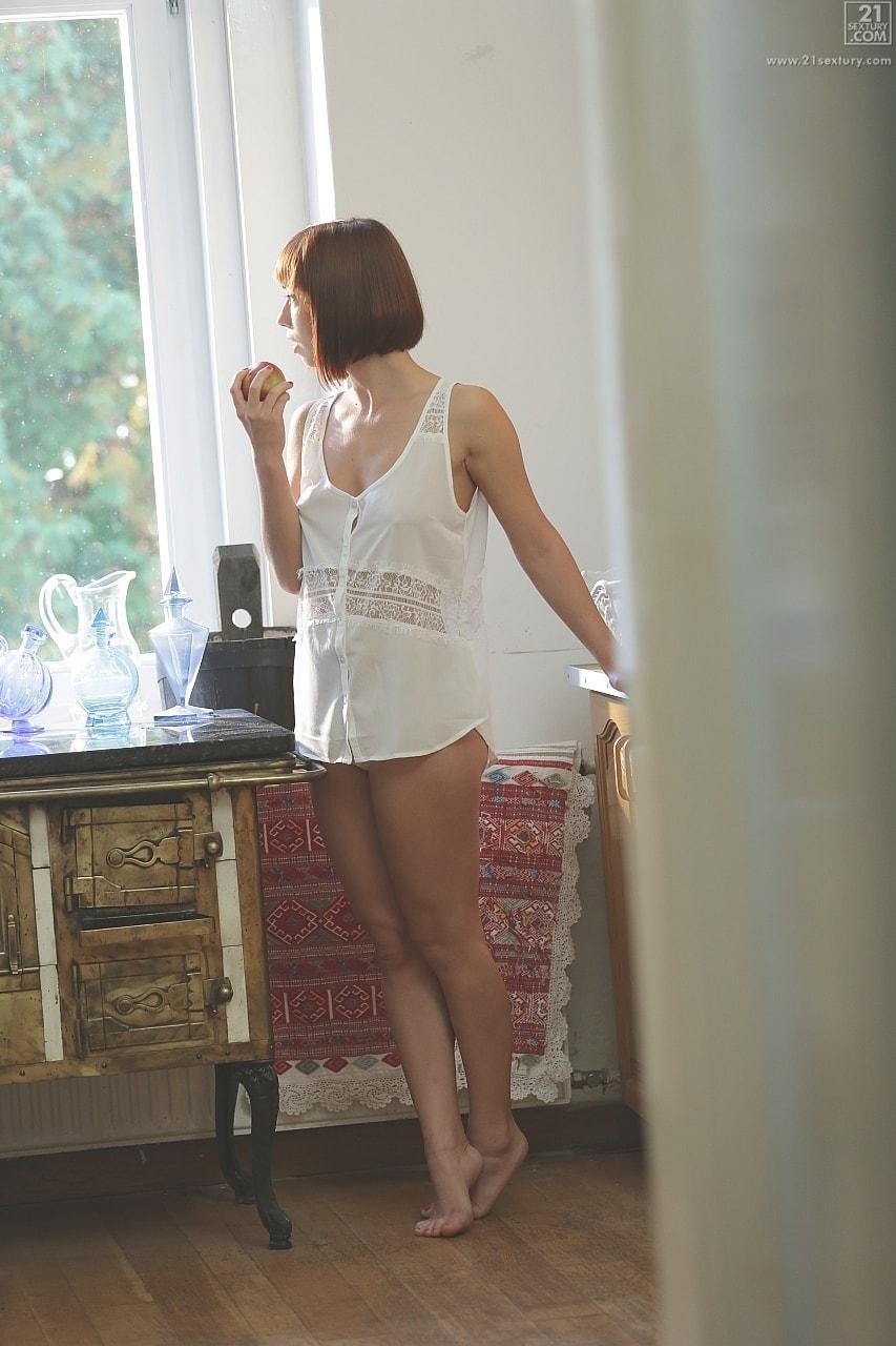 21Sextury 'Smoking Hot' starring Tina Hot (Photo 16)