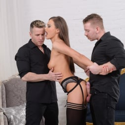 Tina Kay in '21Sextury' A Higher Level Of Double Anal Pleasure (Thumbnail 16)