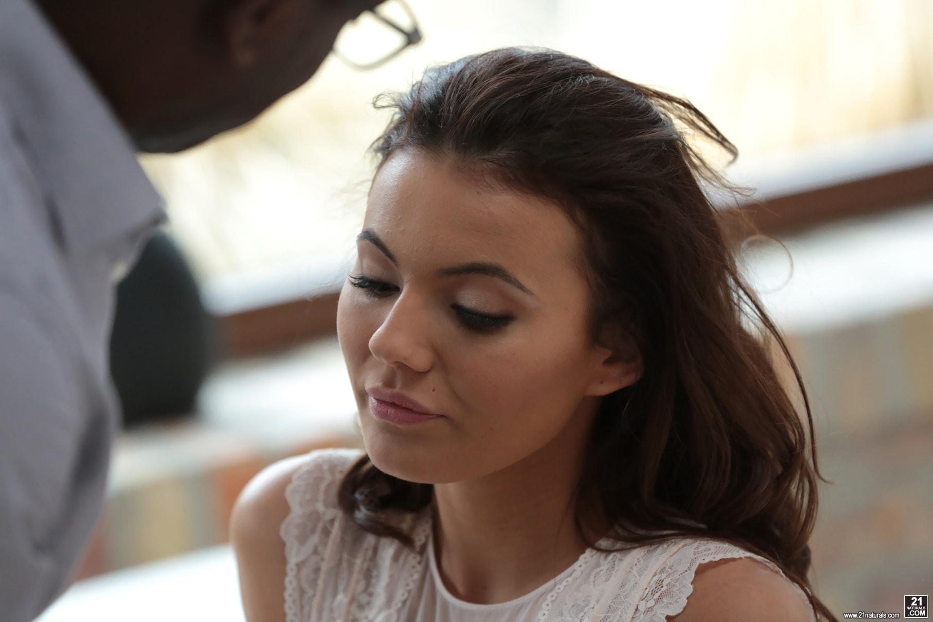 21Sextury 'Interracial Loving' starring Vanessa Decker (Photo 13)