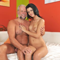 Vivien Bell in '21Sextury' Grandpa's After Pool Screw (Thumbnail 1)
