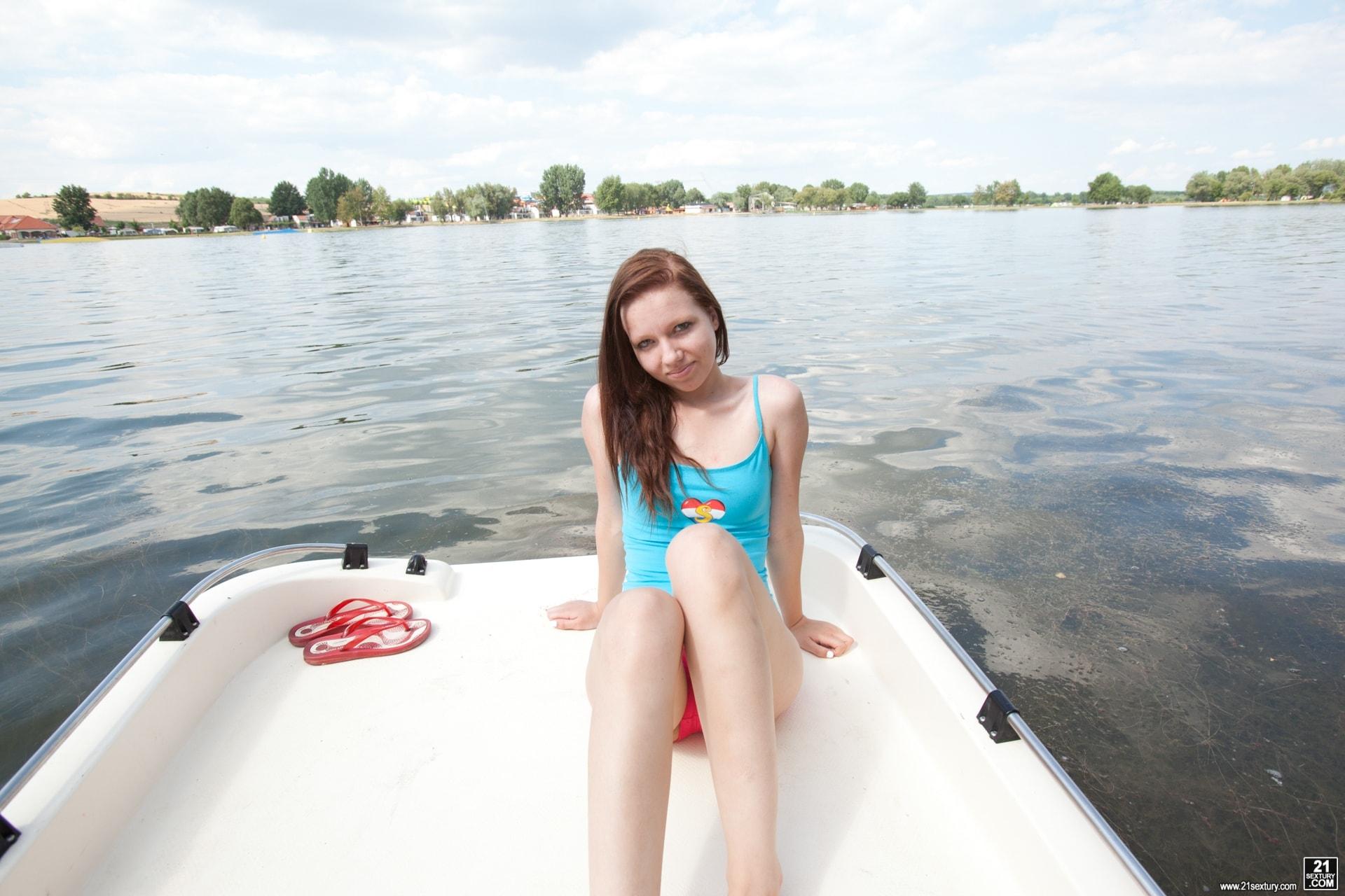 21Sextury 'On Board With Yasmin' starring Yasmin (Photo 1)