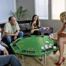 Zoey Holloway in '21Sextury' Naughty Poker Group Sex (Thumbnail 9)