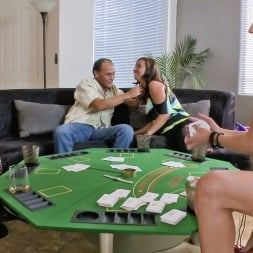 Zoey Holloway in '21Sextury' Naughty Poker Group Sex (Thumbnail 36)